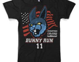 #149 for Shirt Design for Bunny Run 11 Off-Road Trail Ride by bamz23