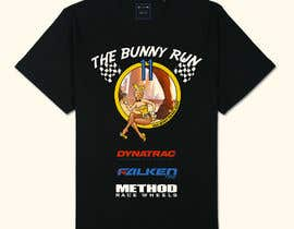 #102 for Shirt Design for Bunny Run 11 Off-Road Trail Ride by blomqvistviggo