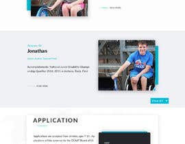 #21 for Design a Website Mockup for Non-Profit Organization by LynchpinTech