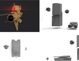 nº 29 pour 3D Modeling Land, Air, Sea forces for 3D printer board game par andricandrijana