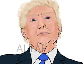 #14 for sketch drawing or Illustration of Donald Trump, Mitt Romney, Kim Jong Un, Hillary Clinton, Bill Clinton and Barack Obama by aah5a035f1565255