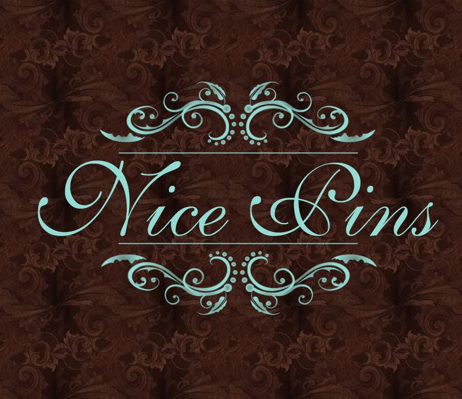 Contest Entry #84 for Logo Design for Nice Pins (nicepins.com)