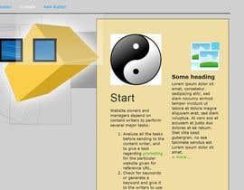 #6 for Website designer PSD for web portal af sumatraa