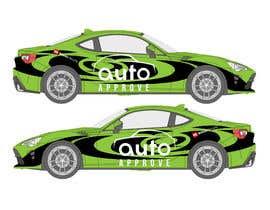 Nro 10 kilpailuun Racing car graphic design käyttäjältä TheFaisal
