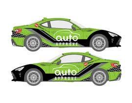 Nro 11 kilpailuun Racing car graphic design käyttäjältä TheFaisal