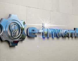 #149 para Construir um logo para minha empresa e-inventar.com.br por cezaraugustodev