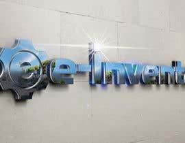 #180 para Construir um logo para minha empresa e-inventar.com.br por cezaraugustodev
