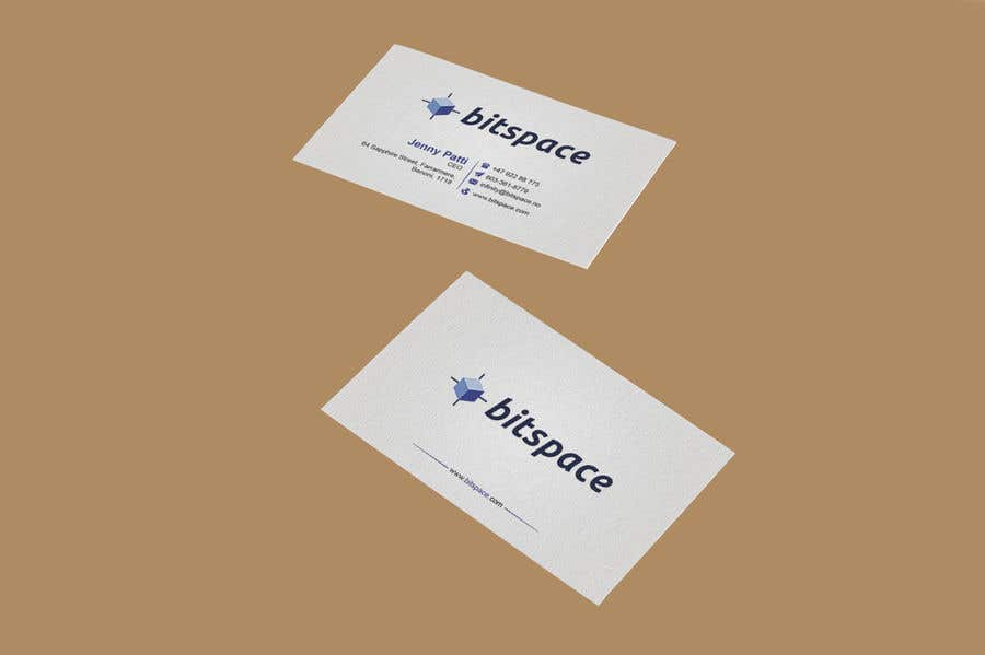 Entry 47 By Abdulmonayem85 For Redesign My Business Cards Freelancer