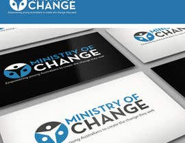 #83 pentru Logo Design for Ministry of Change de către gfxbucket