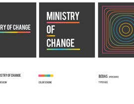 nº 115 pour Logo Design for Ministry of Change par kivikivi