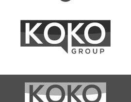 #131 for Design a Logo Koko group by PamanSugoi26