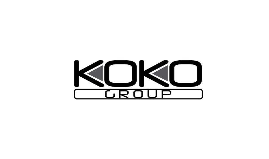 Příspěvek č. 128 do soutěže Design a Logo Koko group
