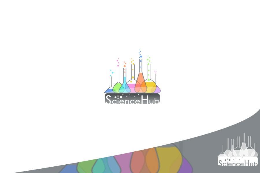 Inscrição nº 832 do Concurso para Logo Design for ScienceHub