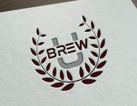 "#119 for I need a logo for my brewing company ""Brew You"". Im thinking something retro, stram punk and/or straigh up punk (combine to hearts content). Bonus points if you include hops! by JohnDigiTech"