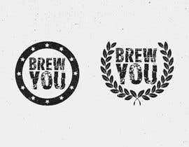 "#116 for I need a logo for my brewing company ""Brew You"". Im thinking something retro, stram punk and/or straigh up punk (combine to hearts content). Bonus points if you include hops! by alexsib91"
