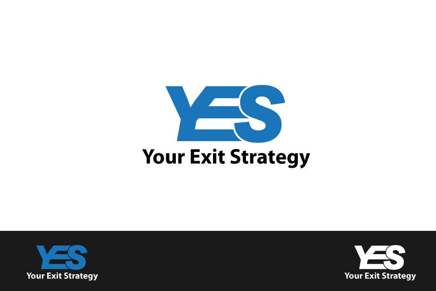 #56 for Logo Design for Your Exit Strategy by danumdata