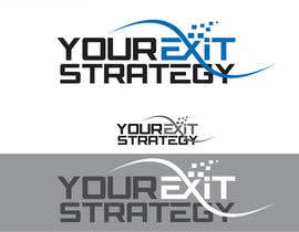 nº 65 pour Logo Design for Your Exit Strategy par oxygenwebtech