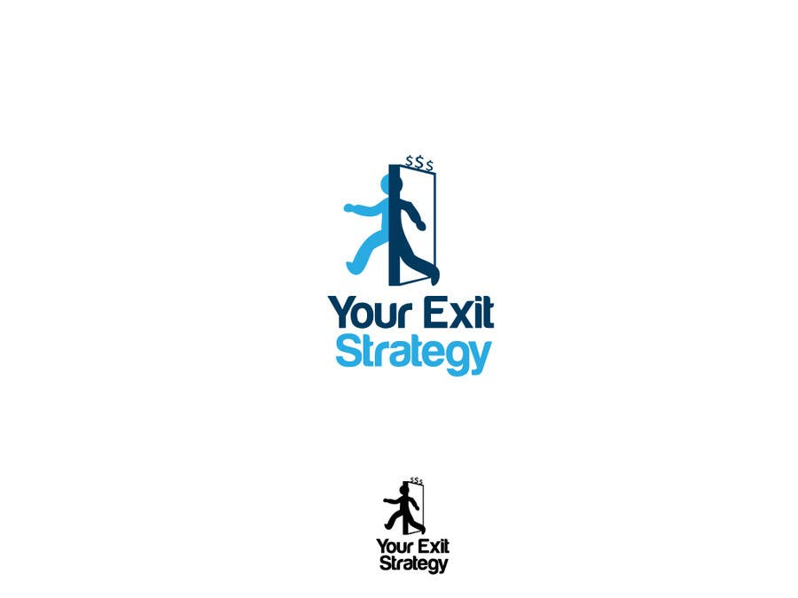 Proposition n°                                        1                                      du concours                                         Logo Design for Your Exit Strategy