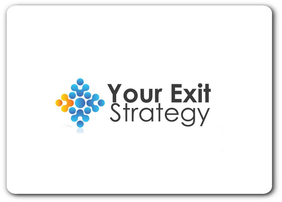 #48 for Logo Design for Your Exit Strategy by csdesign78