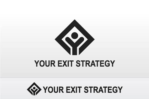 #70 for Logo Design for Your Exit Strategy by logoforwin