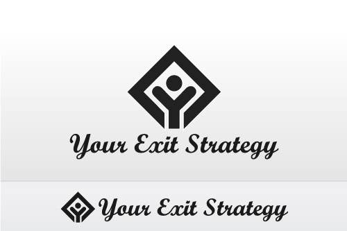 #71 for Logo Design for Your Exit Strategy by logoforwin