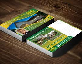 nº 139 pour Real Estate Agent Postcard par biswajitgiri