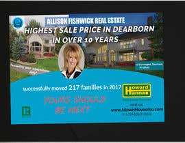 nº 95 pour Real Estate Agent Postcard par opu12