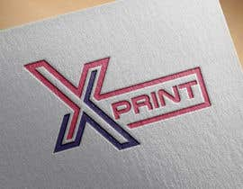 #28 for Need a logo for print company, the logo name is: Xprint  Need a unique, serious and cool logo that tell this is all about print by Masud722rana