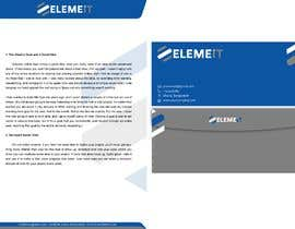 #16 for Elemeit letterhead & envelop by funsomrat