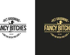 #21 untuk Fancy Bitches - Fix up my new business logo oleh MindbenderMK