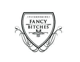 #27 untuk Fancy Bitches - Fix up my new business logo oleh nawabzada78690