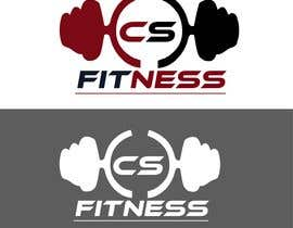 Nro 55 kilpailuun I need a logo for my fitness brand - Charles Streeter Fitness - Would like to play with  different ideas incoperqting some sort of fitness or gym icon in the logo and potential just have initilas  CS Fitness as an option. käyttäjältä creativeliva