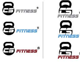 Nro 50 kilpailuun I need a logo for my fitness brand - Charles Streeter Fitness - Would like to play with  different ideas incoperqting some sort of fitness or gym icon in the logo and potential just have initilas  CS Fitness as an option. käyttäjältä srdjan96