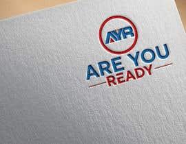 #128 for Are you Ready Logo af fahadKhandokar24