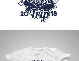 #81 for T-Shirt for Las Vegas Trip by auri18rpm