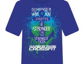 #82 for Design a T-Shirt by Maranovi