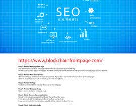 #3 dla SEO and Drive Traffice to My Block Chain Website przez kike3065
