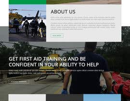 #41 for Design Website for Non-Profit Ambulance Service (Design + HTML) by Isha3010