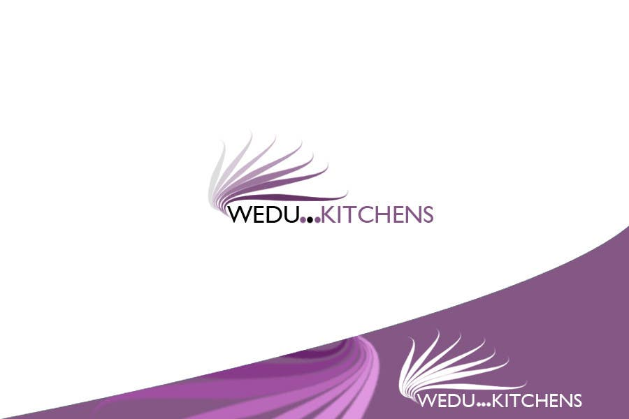 #213 for Logo Design for Wedu Kitchens by succinct