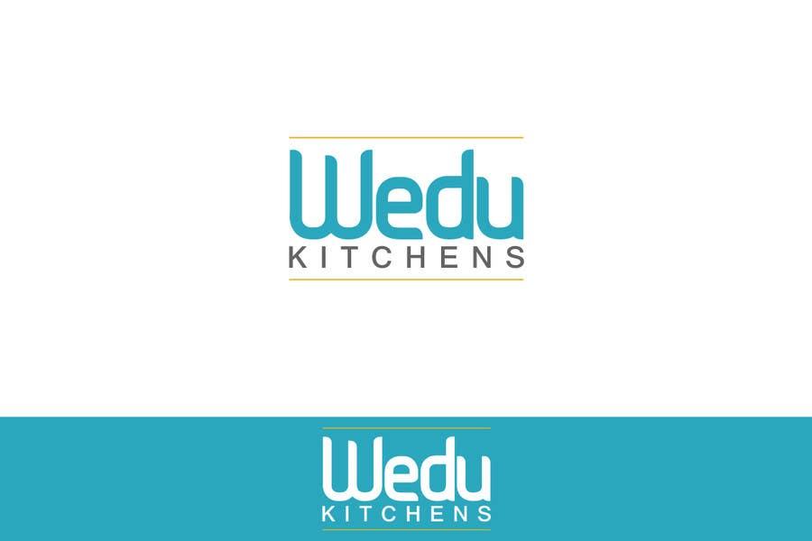 #177 for Logo Design for Wedu Kitchens by Arpit1113