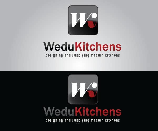 #209 for Logo Design for Wedu Kitchens by damirruff86