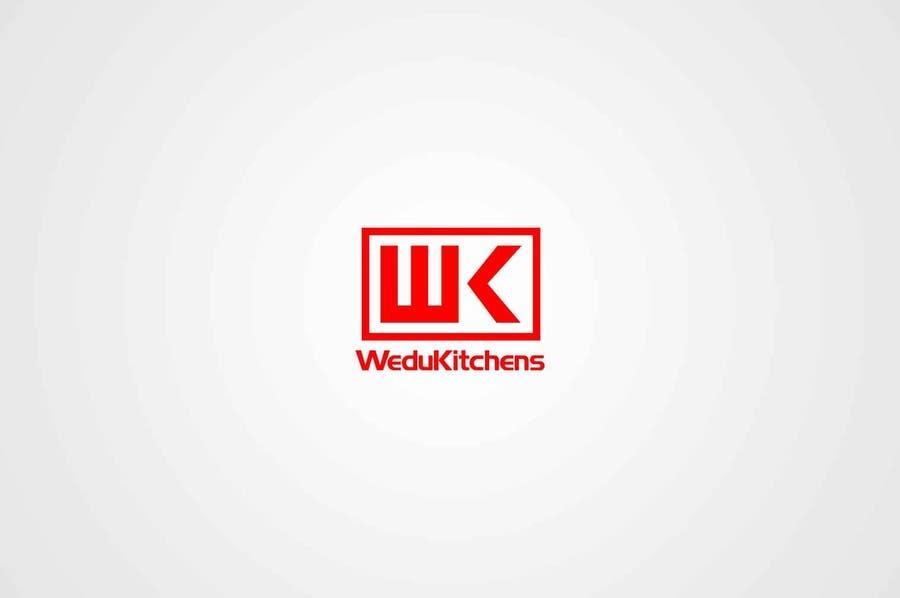 #210 for Logo Design for Wedu Kitchens by IzzDesigner