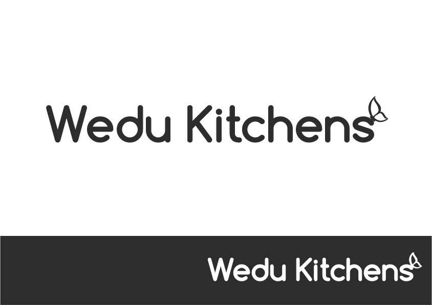 #273 for Logo Design for Wedu Kitchens by KennyMcCorrnic