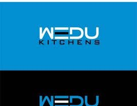 #189 for Logo Design for Wedu Kitchens af trying2w