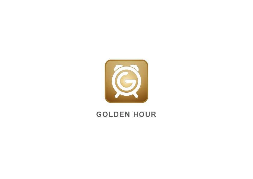 Contest Entry #107 for Golden hour (logo & app icon)