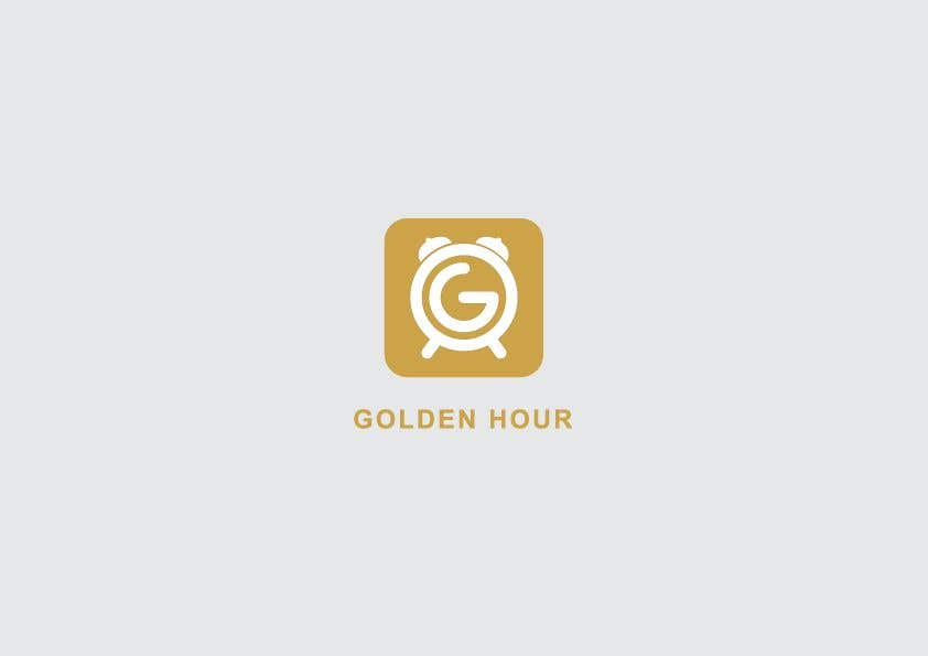 Contest Entry #109 for Golden hour (logo & app icon)