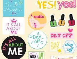 Nro 2 kilpailuun Design Stickers for Planner/Organizer käyttäjältä PixiePie