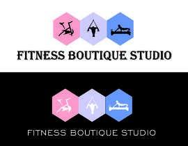 #158 για Fitness Boutique Studio Looking for a Logo! από MArshad1