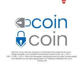 Nro 135 kilpailuun Design a Logo and icon for a crypto coin käyttäjältä saba71722