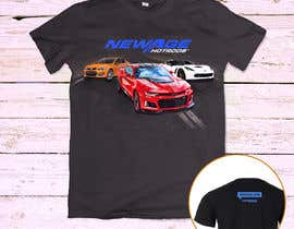 #123 for Best well designed performance shop business T-shirt! by kchrobak
